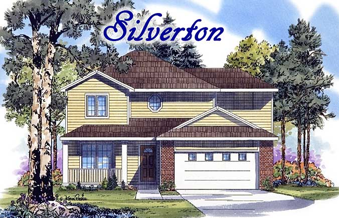 Silverton 3 bedroom model